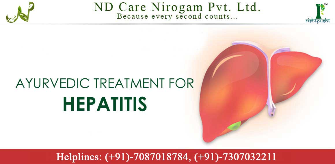 ayurvedic hepatitis tretament
